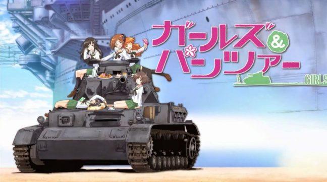 Girls und Panzer 0