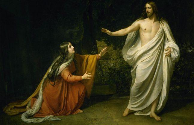 MGTOW Jesus