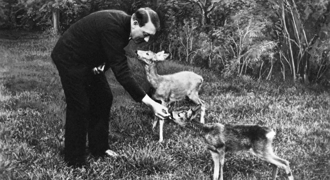 Hitler és az őzikék