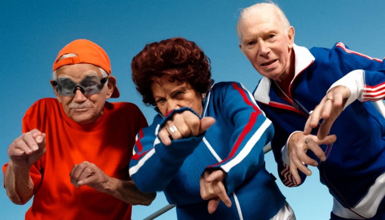Oldman gang