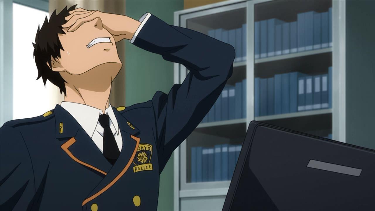 Anime headache