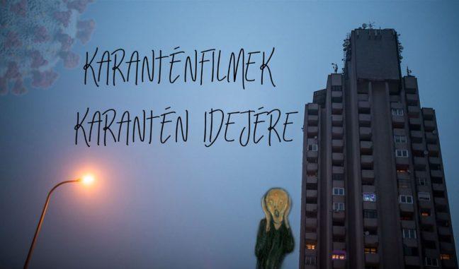 KARANTÉN COVER